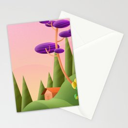 Cottage at Green Hill Stationery Cards