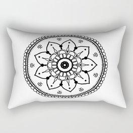 Mandala 1 Rectangular Pillow