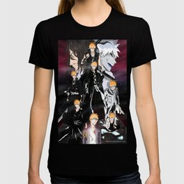 Ichigo Evolution T-shirt
