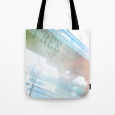 Feel Tote Bag