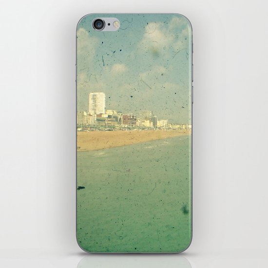 City by the Sea iPhone & iPod Skin