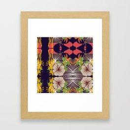 kaleidoscope 01 Framed Art Print