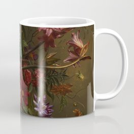 Vintage Botanical No. 2 Coffee Mug