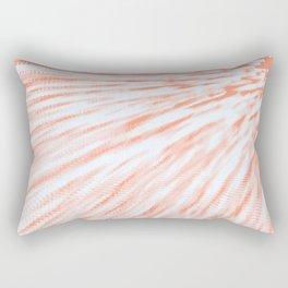 Peaches & Cream Rectangular Pillow