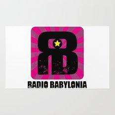 Radio Babylonia Rug