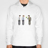 the office Hoodies featuring The Office by LOVEMI DESIGN