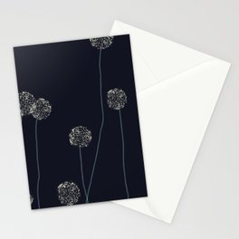 Dandelion meadow Stationery Cards