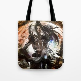 League of Legends PULSEFIRE CAITLYN Tote Bag