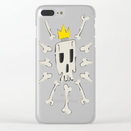 Skeleven Clear iPhone Case