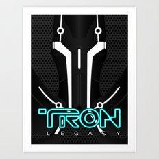 Tron Legacy, Sam Flynn Art Print