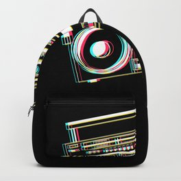 Boombox Ghetto Blaster Backpack