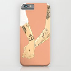 Strong - Hands iPhone 6s Slim Case