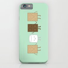 Life is S'more Fun Together (Mint) Slim Case iPhone 6s