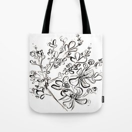 Rue - Herb of Grace Tote Bag