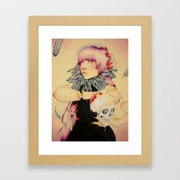 Morrighan Framed Art Print