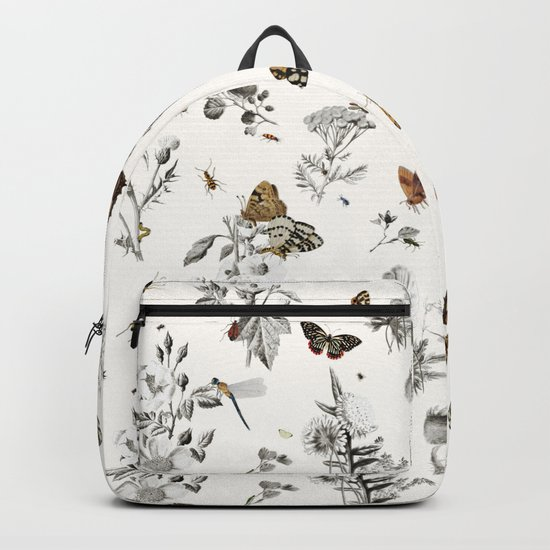 Insect Toile Backpack