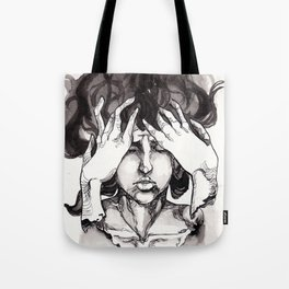 Too much Tote Bag