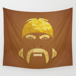 Mr. Hogan Wall Tapestry