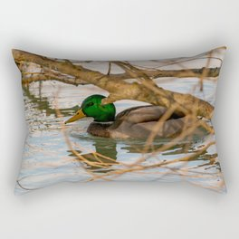 Germano Reale Rectangular Pillow