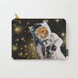 Space Cat-Det; Lost In Space Carry-All Pouch