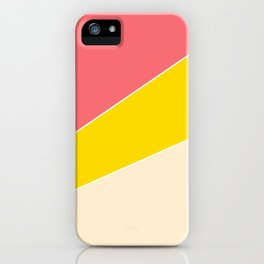 Rays of Positivity iPhone Case