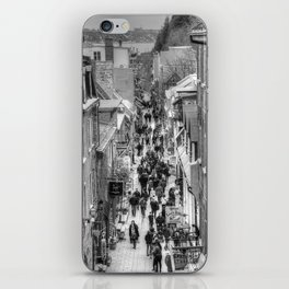 Streets of Quebec iPhone Skin
