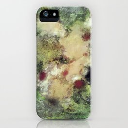 Sediment iPhone Case