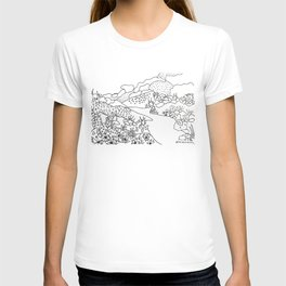 Texas Hill Country T-shirt