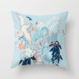 Gru Bird Throw Pillow