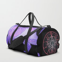 Bastet Protection Against Magical Attack Sigil!!!!!! Duffle Bag