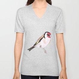 Goldfinch Unisex V-Neck