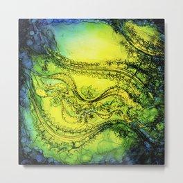 Dream - Ocean's Jewels 2of3 Metal Print