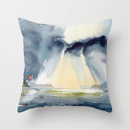 Hope Bay Throw Pillow