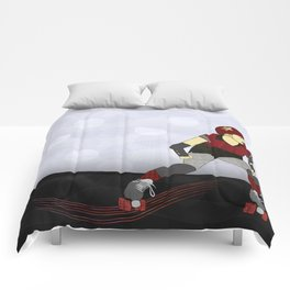 Roller Derby Comforters