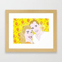 Rozingtom Framed Art Print