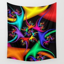 fractal geometry -103- Wall Tapestry