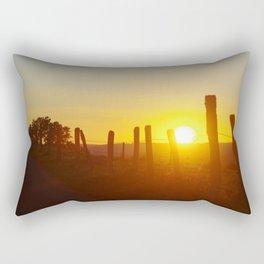 Sunbathe Rectangular Pillow