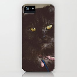 Kitty Meow iPhone Case