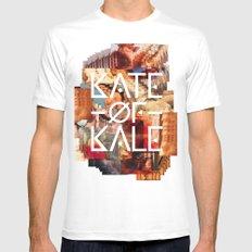 Kate of Kale's Slut Avenue Mens Fitted Tee White MEDIUM