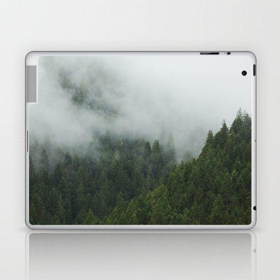 Tree Fog Laptop & iPad Skin