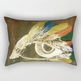 Imbolic Rectangular Pillow