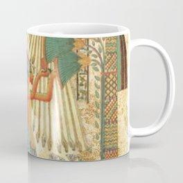 egyptian man sun god ra amun Coffee Mug