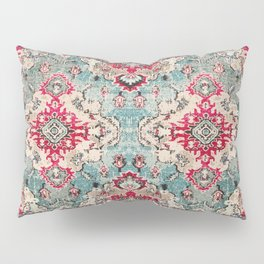 N132 - Heritage Oriental Traditional Vintage Moroccan Style Design Pillow Sham