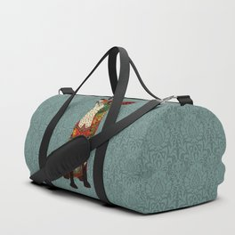 fox love Duffle Bag