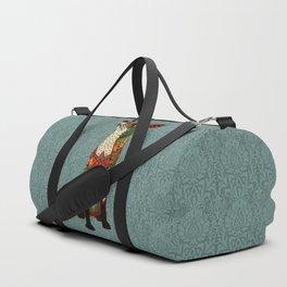 fox love Duffle Bag