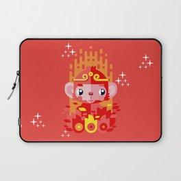 Fire Monkey Year Laptop Sleeve