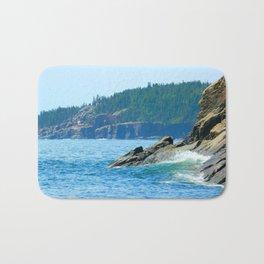 Acadia national park Photography Art Bath Mat