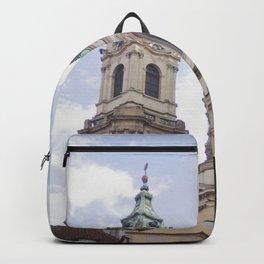Church in Prague Backpack