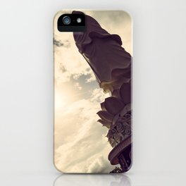 Buddha in Vietnam iPhone Case