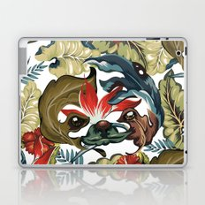 Tropical Sloth Laptop & iPad Skin